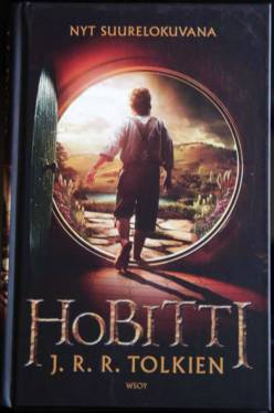 The Hobbit:There and back again (Finnish version)