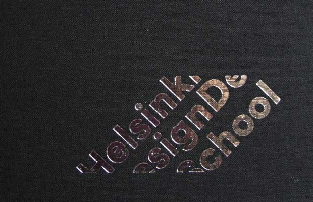 helsinki design school logo