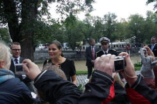 Princess Victoria of Sweden 2011