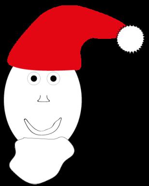 Christmas elf draw
