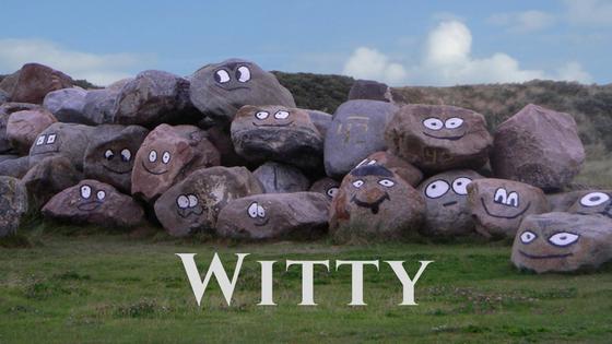 funny rocks