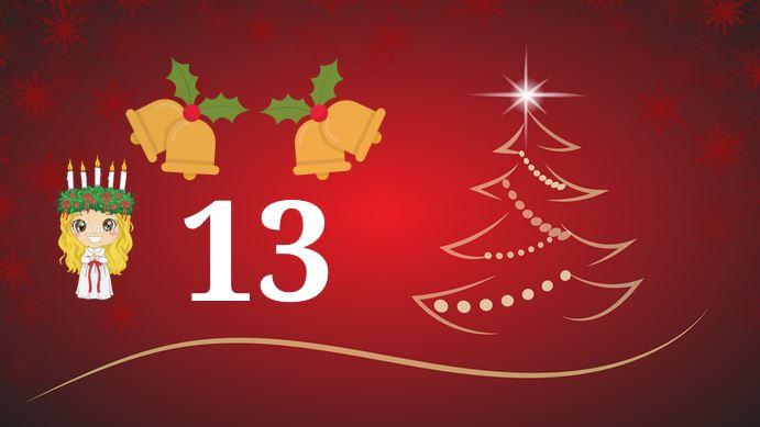 advent calendar 13