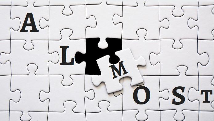 almost white puzzle