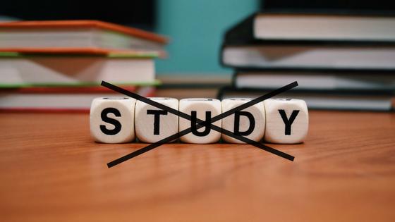 study word crossed
