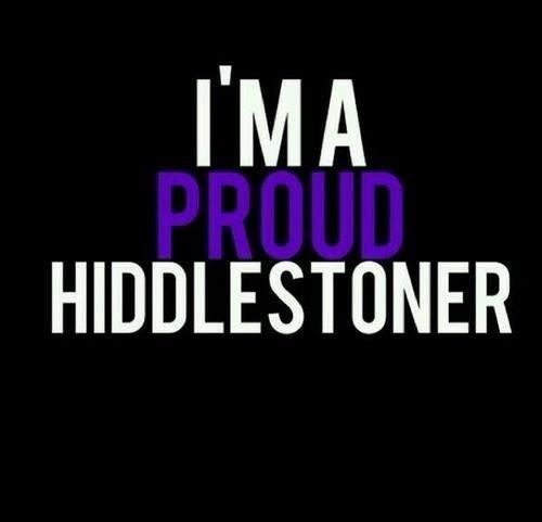 proud hiddlestoner text