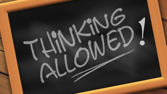 thinking allowed text
