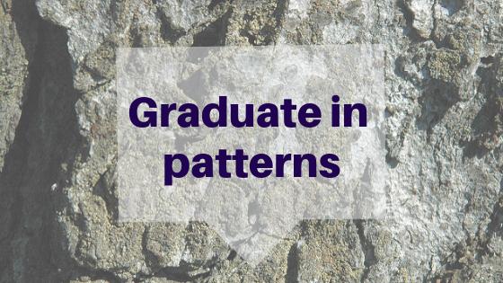 Graduate patterns