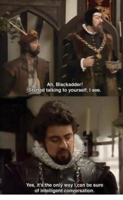 blackadder quote