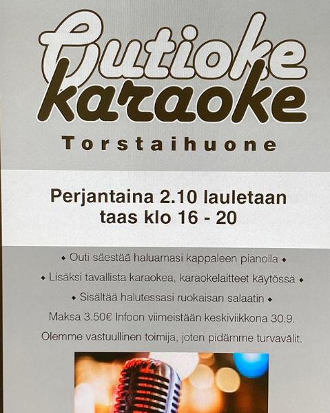 karaoke ad